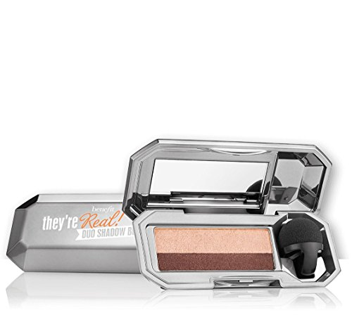 Benefit Cosmetics - They're real! Duo Eyeshadow Blender - BEYOND NUDE