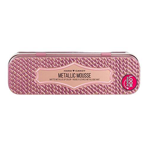 Hard Candy - Metallic Mousse Matte Lip Color, Truffle