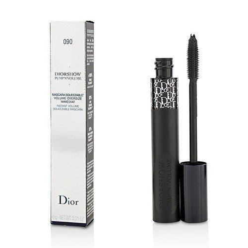 Dior - Christian Dior Diorshow Pump N Volume Mascara - # 090 Black Pump 6g/0.21oz