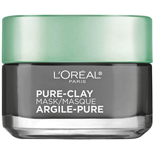 L'Oreal Paris - Pure-Clay Face Mask with Charcoal