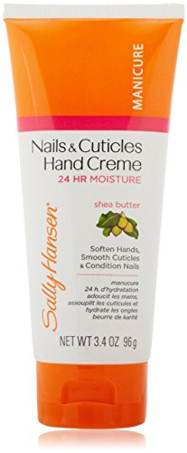 Sally Hansen - Sally Hansen Nails & Cuticles Hand Creme 3.4 oz (96 g)