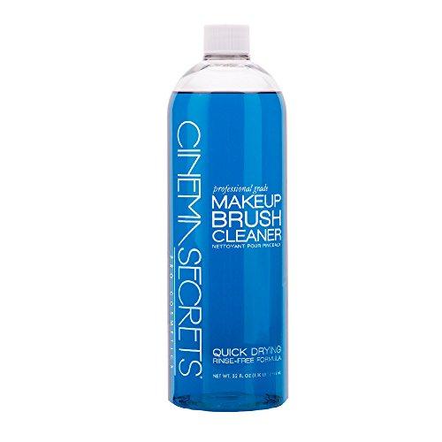 Cinema Secrets - Cinema Secrets Professional Makeup Brush Cleaner (32 oz)