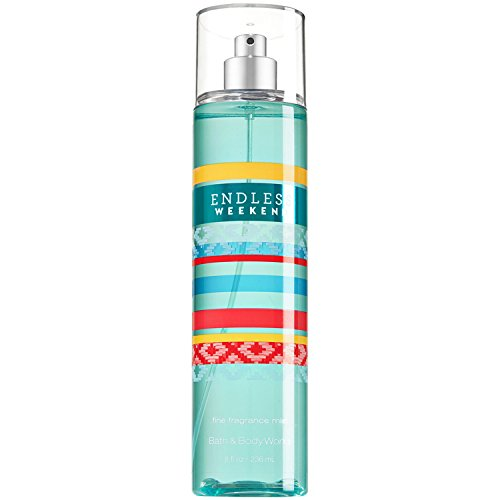 Bath & Body Works - Bath & Body Works Endless Weekend Mist 236 Ml