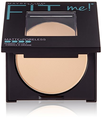 Maybelline New York - Maybelline New York Fit Me Matte Plus Pore Less Powder, Classic Ivory, 0.29 Ounce