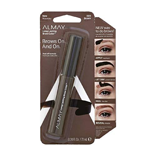 Almay - Long Lasting Brow Color