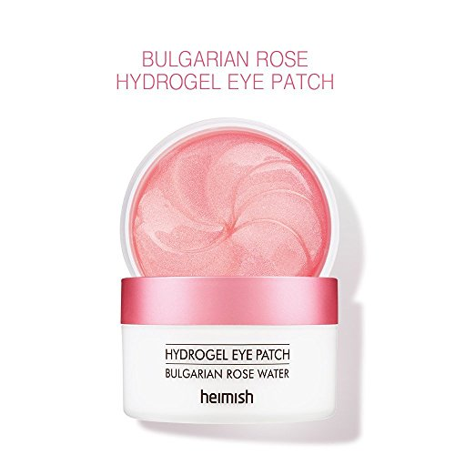 Heimish - Bulgarian Rose Hydrogel Eye Patch