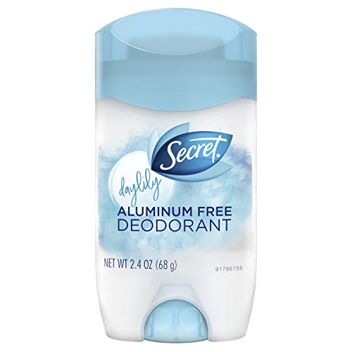 Aluminum Free - Secret Aluminum Free Deodorant Daylily 2.4 oz