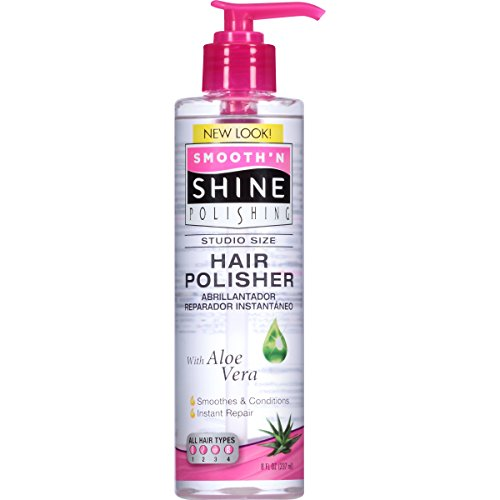 Smooth N Shine - Instant Repair Hair Polisher