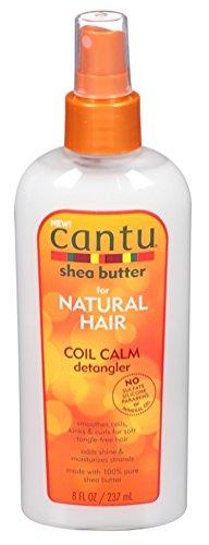 Cantu Natural Hair Detangler Coil Calm Spray