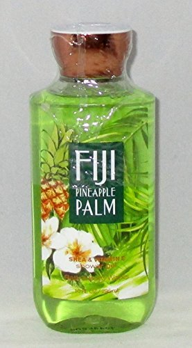 Bath & Body Works - Shea & Vitamin E Shower Gel Fiji Pineapple Palm