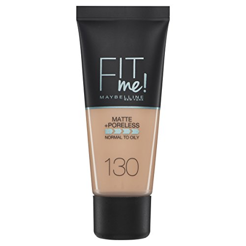Maybelline New York - Maybelline Fit Me Matte and Poreless Foundation - 30 ml, 130 Buff Beige