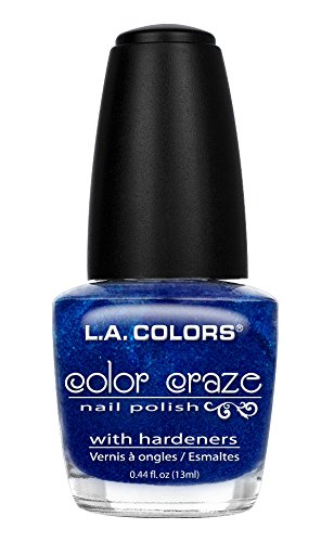 L.A. Colors - Craze Nail Polish, Wired