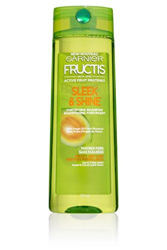Garnier Garnier Fructis Sleek & Shine Shampoo, Frizzy, Dry, Unmanageable Hair, 12.5 fl. oz.
