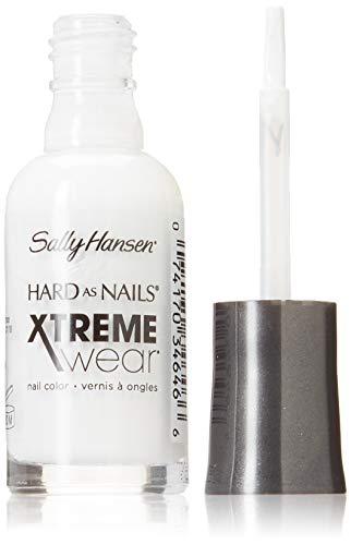 AB - Sally Hansen Hard as Nails Xtreme Wear Nail Color, White On 0.4 fl oz (11.8 ml)