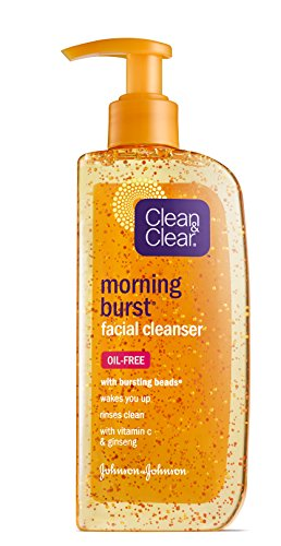 Clean & Clear - Facial Cleanser with Bursting Beads
