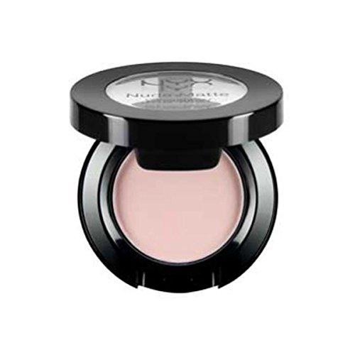 nyx_cosmetics - Women Cosmetic Nude Matte Eye Shadow Net Wt. 0.052oz / 1.5g BeutiYo + Free Earring (NMS17 LEATHER AND LACE)