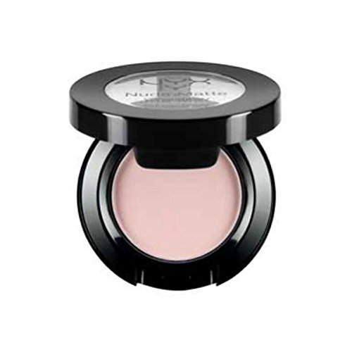 nyx_cosmetics - Women Cosmetic Nude Matte Eye Shadow Net Wt. 0.052oz / 1.5g BeutiYo + Free Earring (NMS17 LEATHER AND LACE)