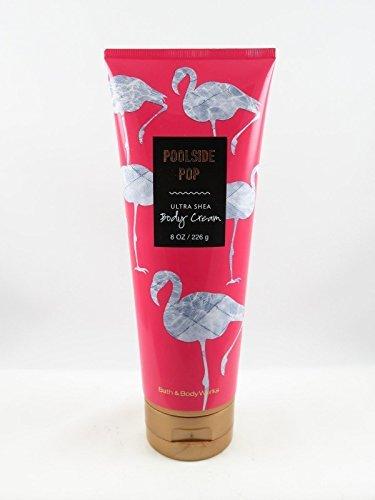 Bath & Body Works - Bath & Body Works Ultra Shea Cream Poolside Pop 8oz