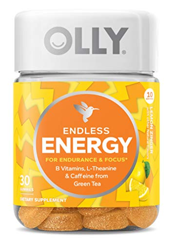 Olly - Endless Energy Gummy