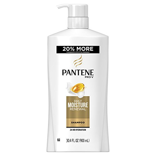 Pantene Pantene Pro-V Daily Moisture Renewal Shampoo, 30.4 fl oz(Packaging May Vary)