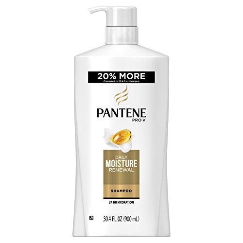 Pantene - Pantene Pro-V Daily Moisture Renewal Shampoo, 30.4 fl oz(Packaging May Vary)