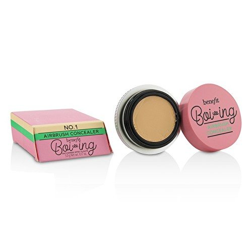 Benefit Cosmetics Boi ing Airbrush Concealer - # 01 (Light)