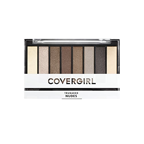 CoverGirl - TruNaked Eyeshadow Palette, Nudes