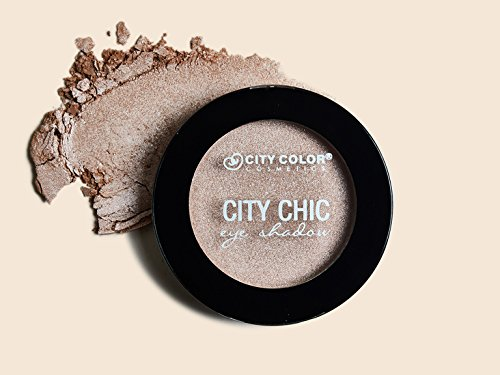 City Color City Chic Skinny Latte- City Color Eyeshadow 0.129 oz/3.65g - City Color City Chic Skinny Latte- City Color Eyeshadow 0.129 oz/3.65g
