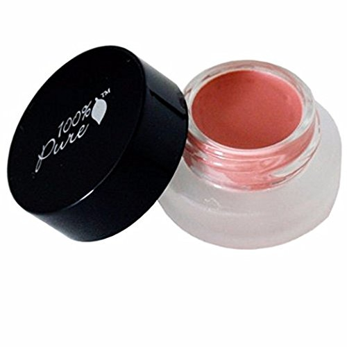 100% Pure - 100% Pure Face Blush, Baby Pink, 0.32 Ounce