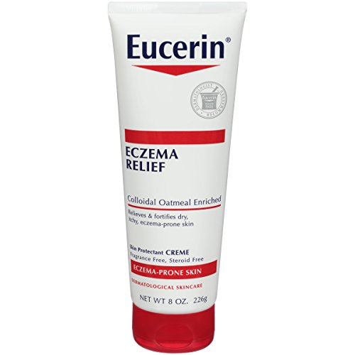 Eucerin - Eucerin Eczema Relief Body Creme 8.0 Ounce (Packaging May Vary)