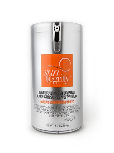 Suntegrity Suntegrity Natural Moisturizing Face Sunscreen and Primer Broad Spectrum SPF 30