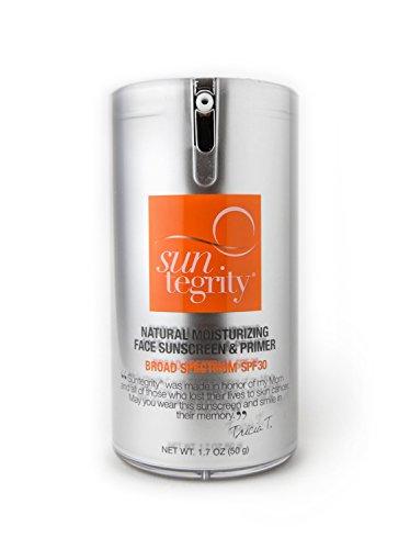 Suntegrity - Suntegrity Natural Moisturizing Face Sunscreen and Primer Broad Spectrum SPF 30