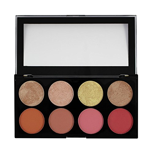 Makeup Revolution - Blush Palette, Blush Goddess