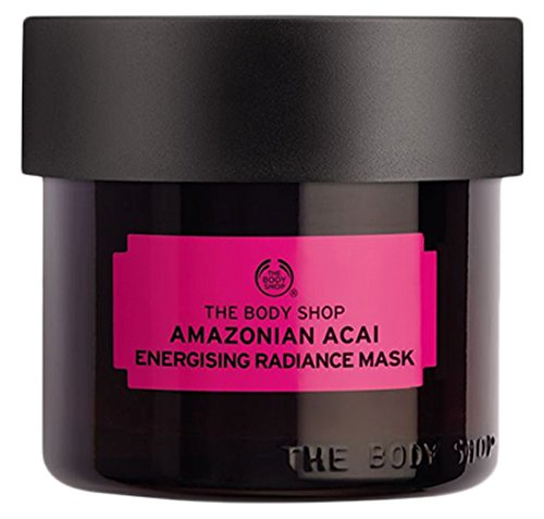 The Body Shop - Amazonian Acai Energizing Radiance Face Mask