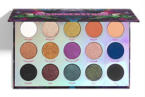 Colourpop - Disney Villains Pressed Powder Eye Shadow Palette