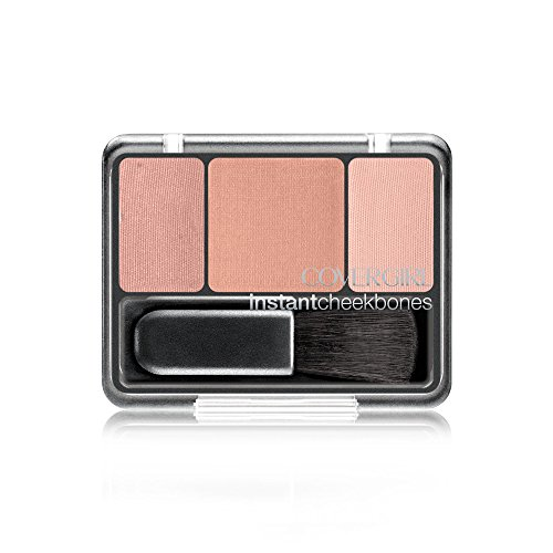 CoverGirl - Instant Cheekbones Contouring Blush, Sophisticated Sable