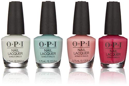 OPI OPI Grease Collection Minis 4 Piece Pack, Nail Lacquer, 0.25 lb.