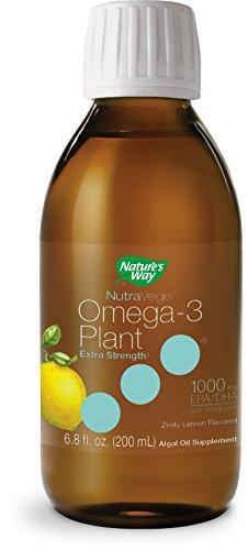Nature's Way - NutraVege Omega-3 Plant Based Liquid Supplement