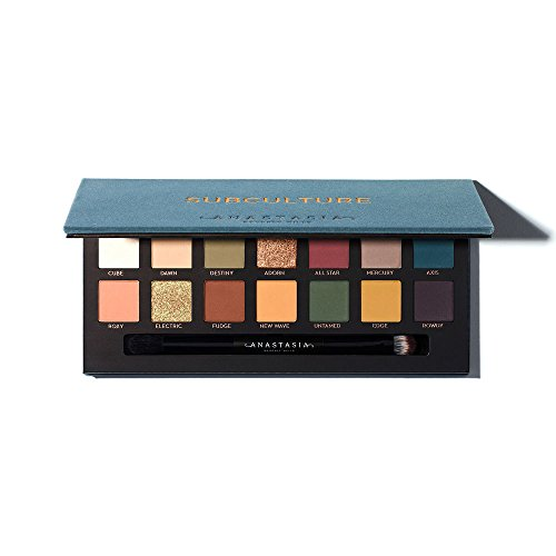 Anastasia Beverly Hills Eyeshadow Palette, Subculture