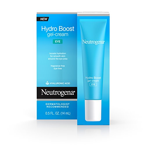 Neutrogena - Hydro Boost Hydrating Gel Eye Cream with Hyaluronic Acid