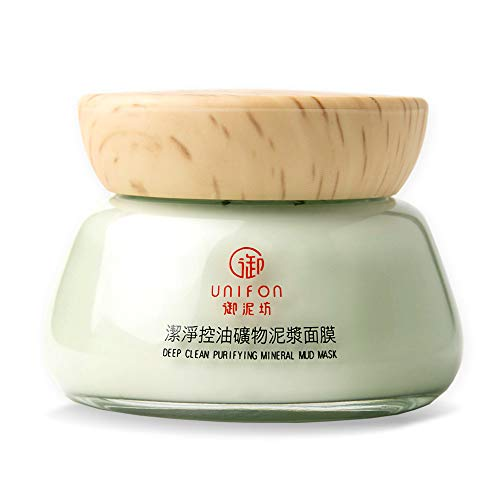 Unifon - French Mineral Mud, Deep Pore Cleansing Mask