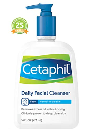 Cetaphil - Cetaphil Daily Facial Cleanser 16 Ounces (Pack of 4)