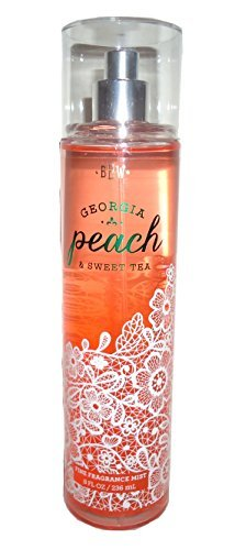 Bath & Body Works - Bath & Body Works Fine Fragrance Mist Georgia Peach & Sweet Tea 8oz
