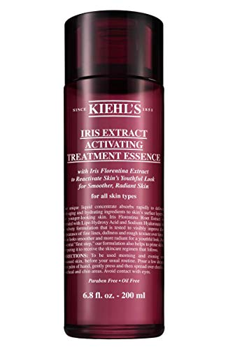 Kiehl's - Iris Extract Activating Essence Treatment