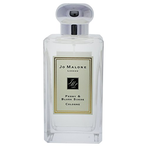 Jo Malone - Jo Malone Peony & Blush Suede Cologne Spray for Women, 3.4 Ounce