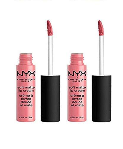 PROFESSIONALNYXMAKEUP - PROFESSIONALNYXMAKEUP Soft Matte Lip Cream, Istanbul, (SMLC06)