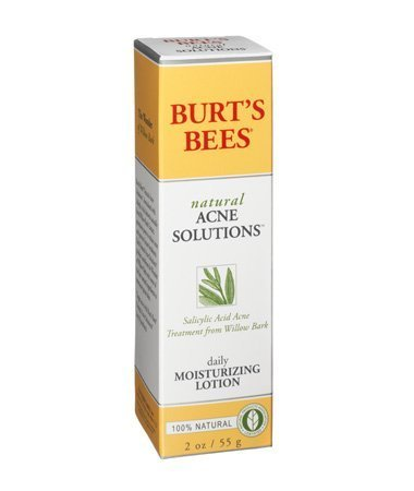 Burt's Bees Acne Solutions Daily Moisturizing Lotion