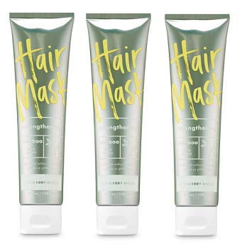 Bath and Body Works - Strengthening Hair Mask Bamboo