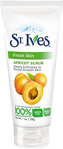 St. Ives - St. Ives Fresh Skin Invigorating Apricot Scrub Unisex 1 oz (Pack of 3)