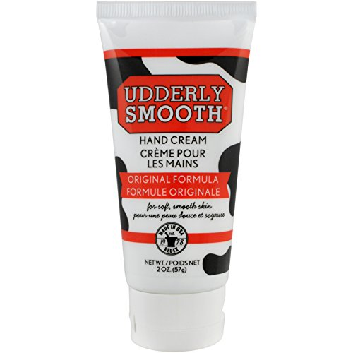 Udderly Smooth - Udder Cream, Skin Moisturizer